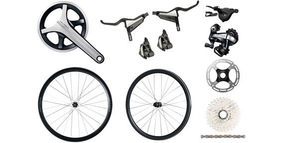 อุปกรณ์แต่งรถ จักรยาน