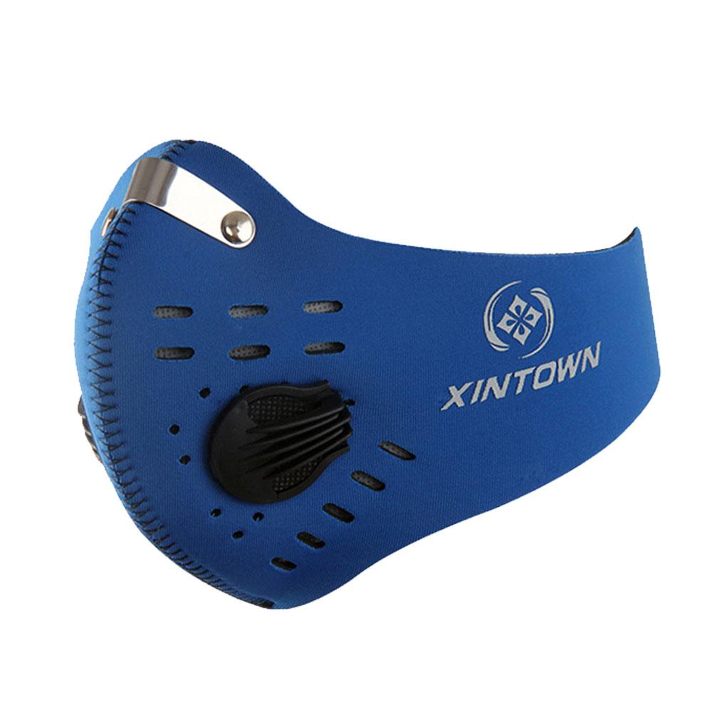 xintown-mask-หน้ากากกันฝุ่น-จักรยาน-น้ำเงิน
